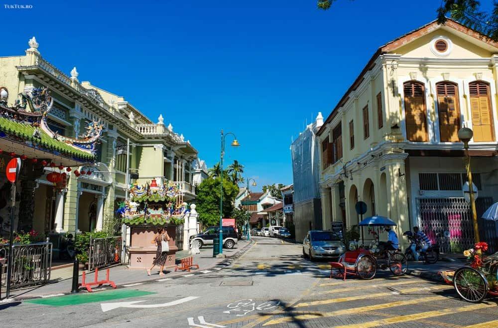 penang george town