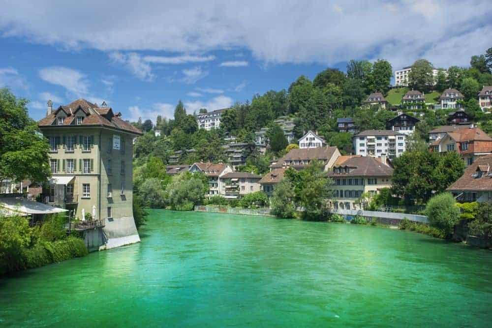 circuit în elveția berna