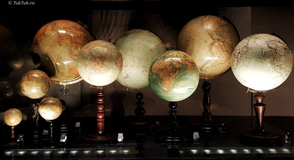 muzeul globurilor viena