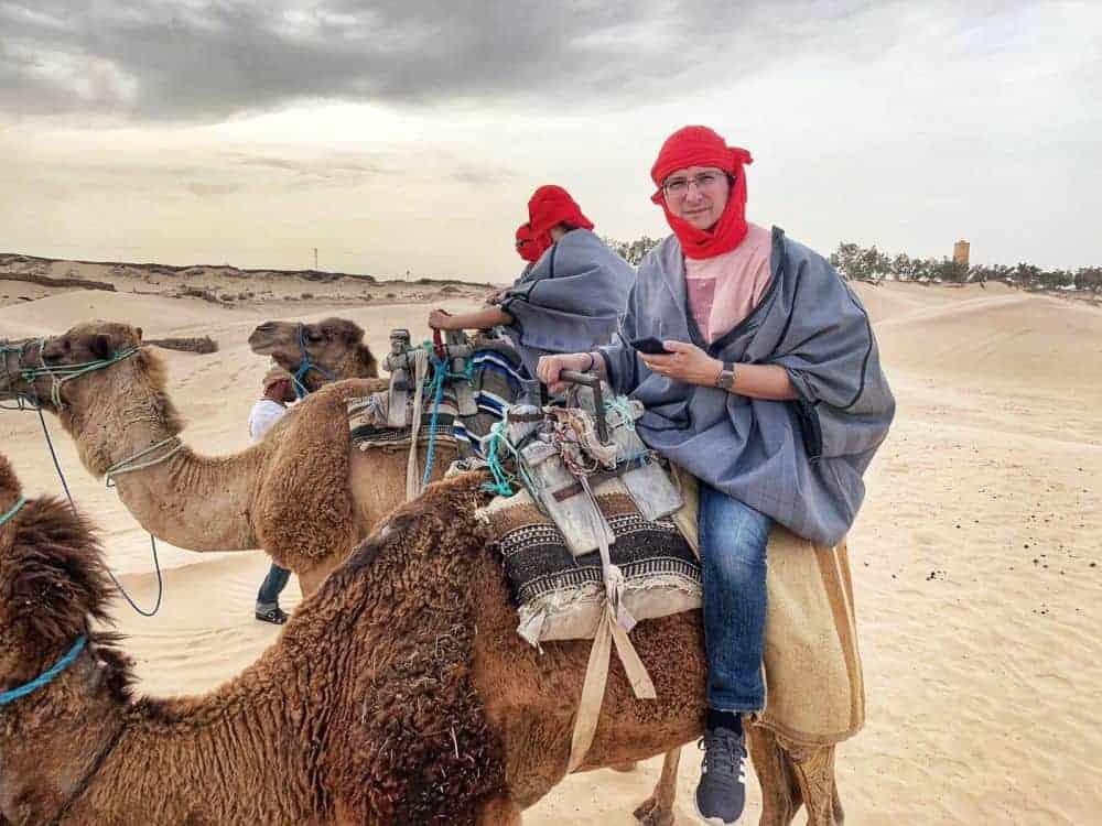 camile tunisia