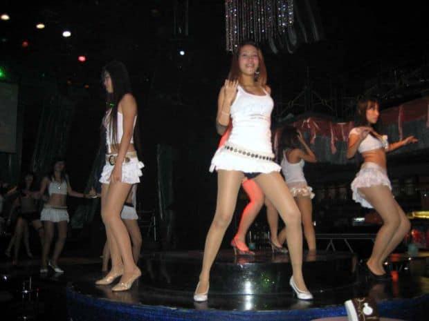 viata de noapte in bangkok
