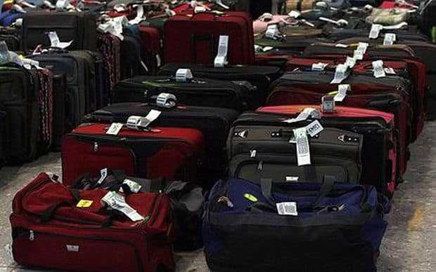 Ti-ai pierdut bagajele in calatorie