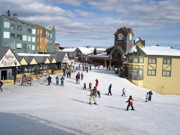 Statiuni de schi pentru incepatori