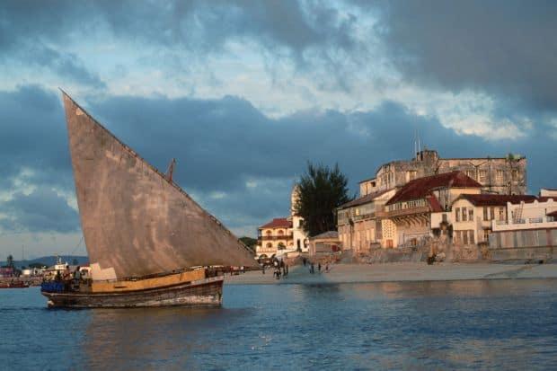 calatorie in Zanzibar
