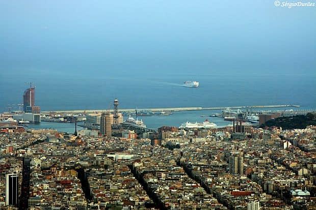 zone turistice ale Barcelonei
