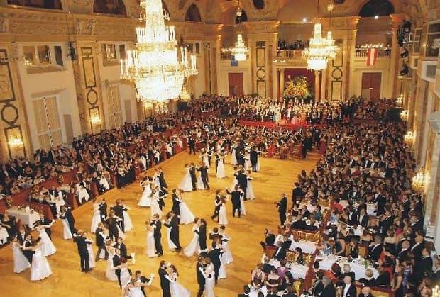 Elegantul bal imperial vienez