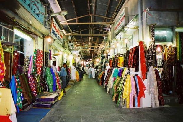 Old market in Doha