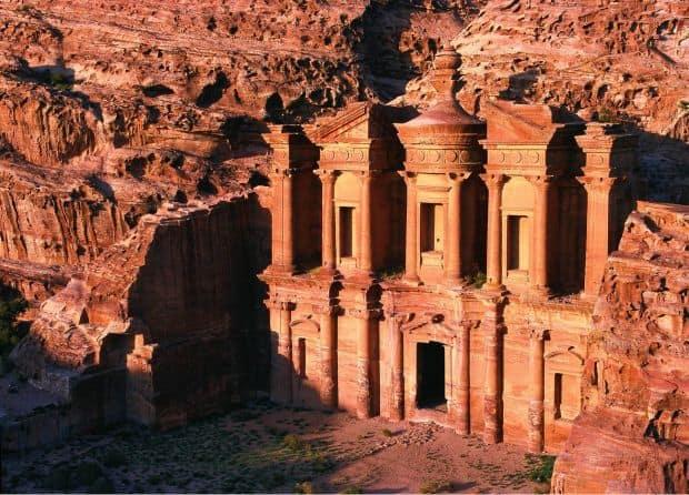 Petra, orasul in stanca