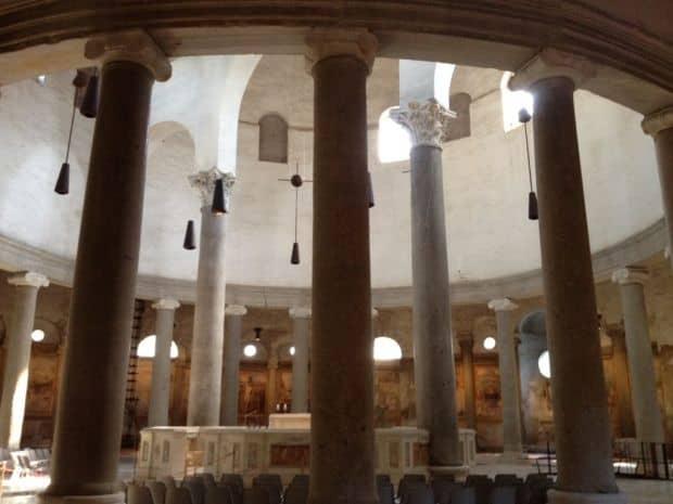 Basilica de Santo Stefano Rotondo al Celio