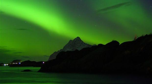 Luminile Nordului in Kirkenes