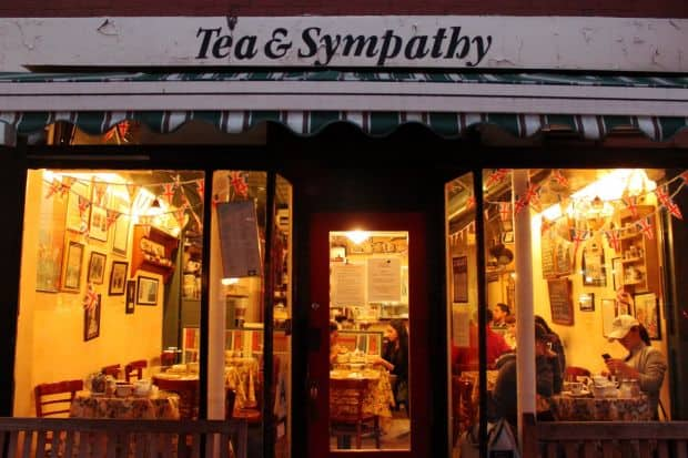 Tea & Sympathy
