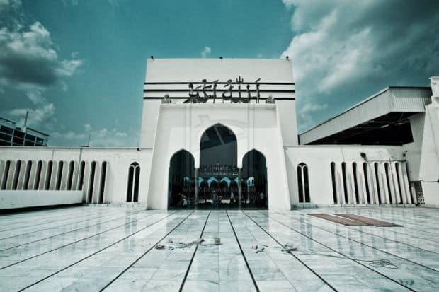 Baitul Mukkaram, cea mai mare moschee din lume
