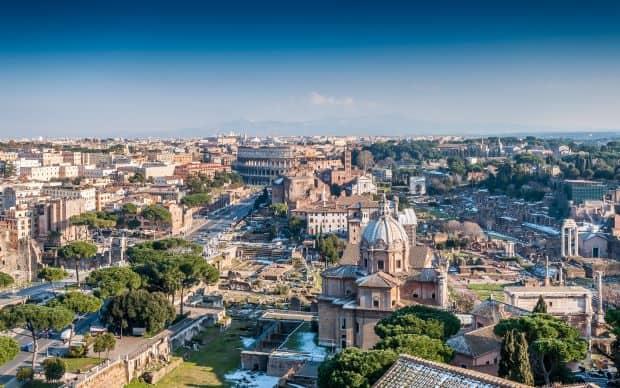 Roma - o incantare!