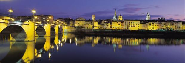Logrono este un orasel perfect pentru a-ti gasi linistea si a te relaxa. Foto: Spania Info
