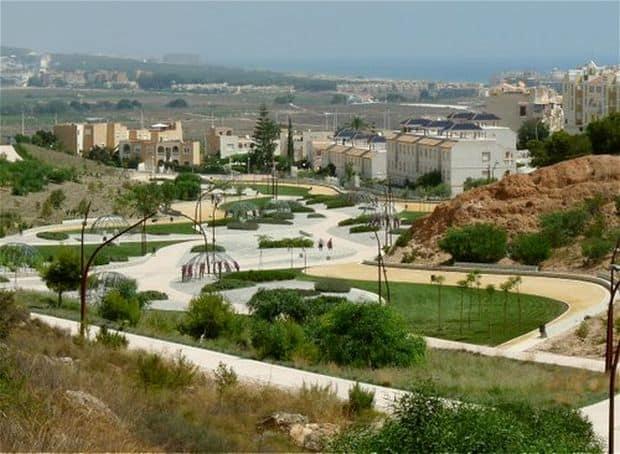 Parcul aromatic din Torrevieja