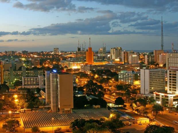 Brasilia, un oras cu o arhitectura moderna