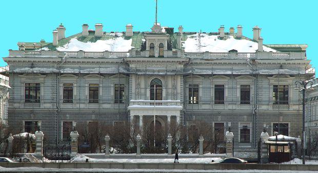 Ambasada britanica din Moscova, 1935