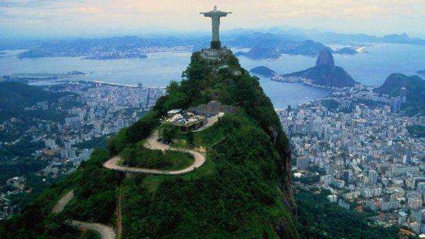 Una dintre cele mai cunoscute imagini ale planetei: statuia lui Isus, din Rio