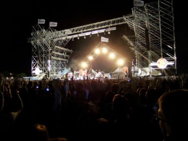 Distractie si voie buna la festivalul Mondo Ichnusa