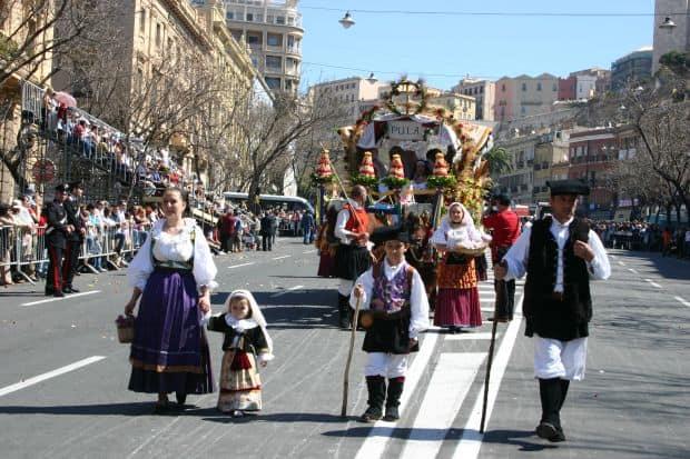 Cea mai importanta sarbatoare din Cagliari