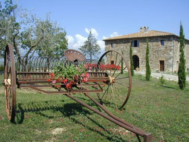 Agroturismul toscan - un mare succes
