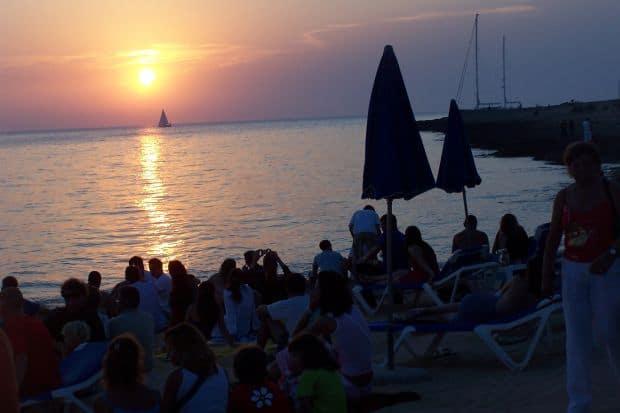 Chill out la Cafe del Mar