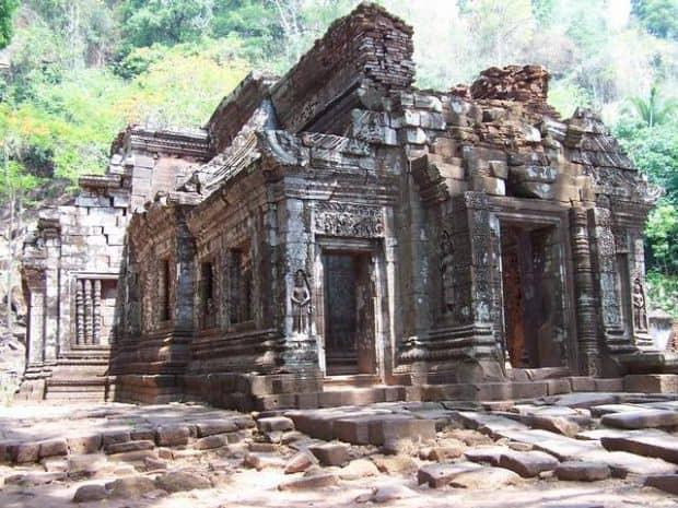 Misterele ruinelor, la Wat Phu