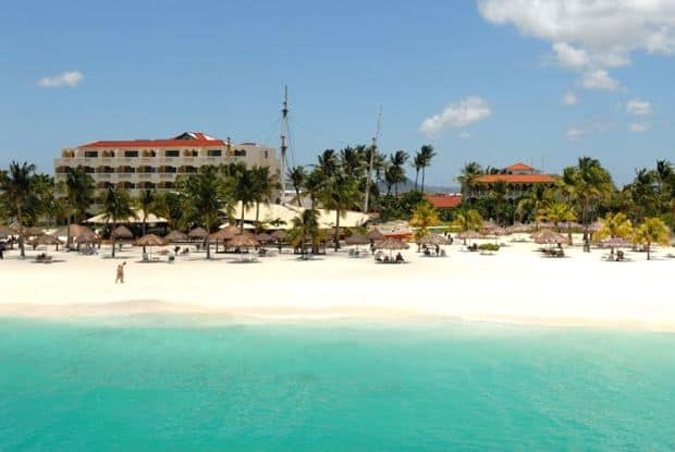 Cat de exotic iti suna... Aruba?