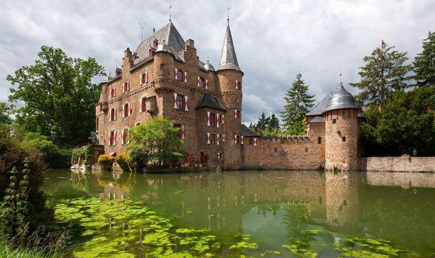 Un castel fermecator: Satzvey