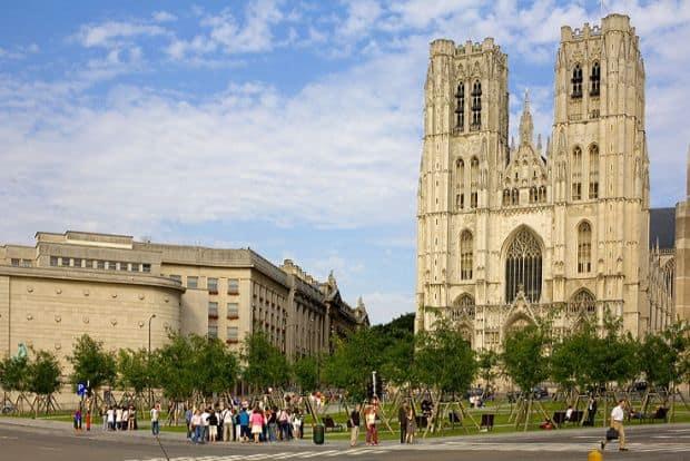 Catedrala Sf. Michel si Gudule