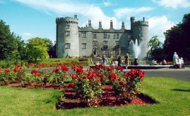 Un castel celebru: Kilkenny