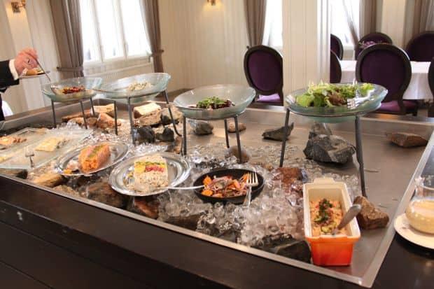 Pentru o cina de clasa, mergi la Chef & Sommelier