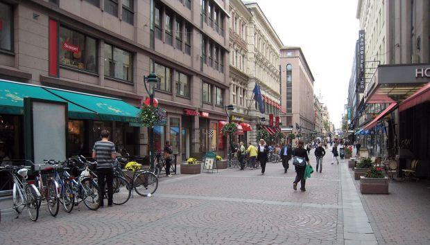 Desi cam scump, Helsinki ofera suficiente motive pentru un shopping de calitate