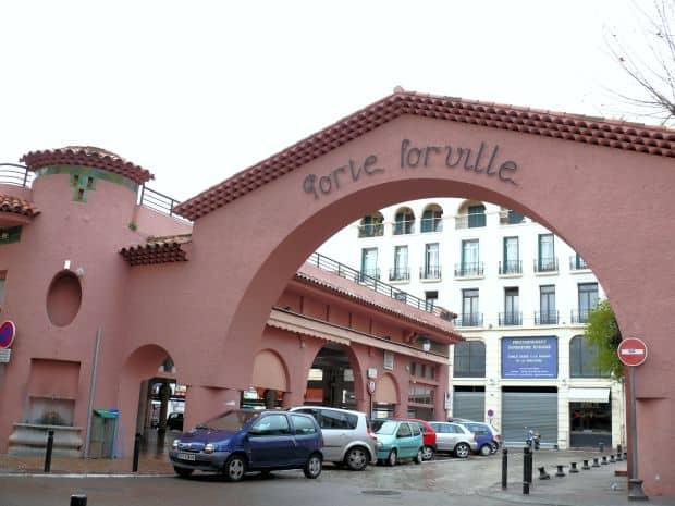 Piata Forville