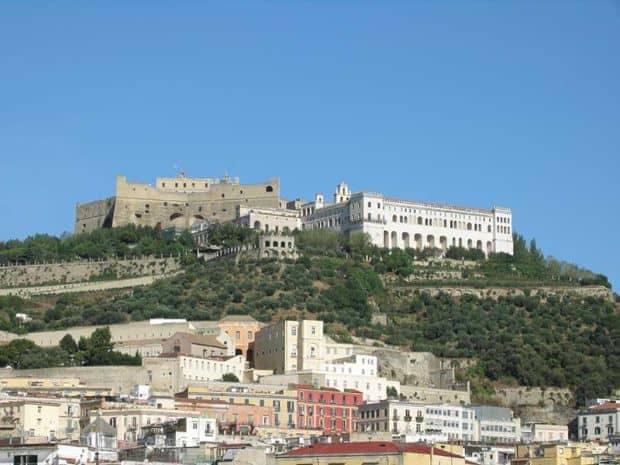 Castelul Sant'Elmo