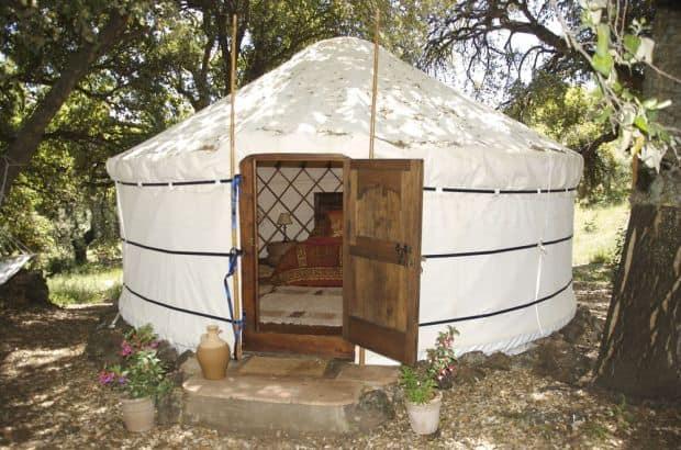 Hoopoe Yurt