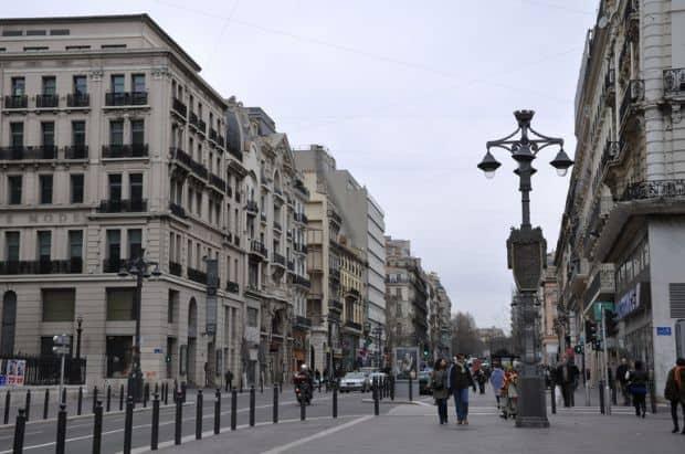 Bulevardul La Canebière