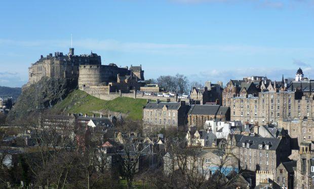 Castelul din Edinburgh