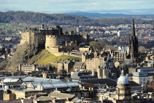 Edinburgh, un oras grandios