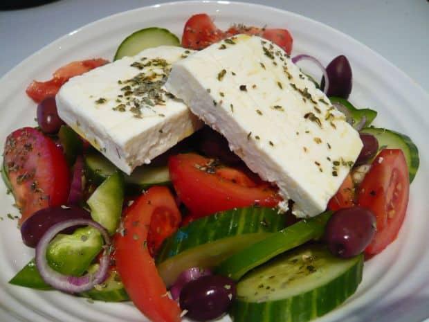 Celebra salata greceasca