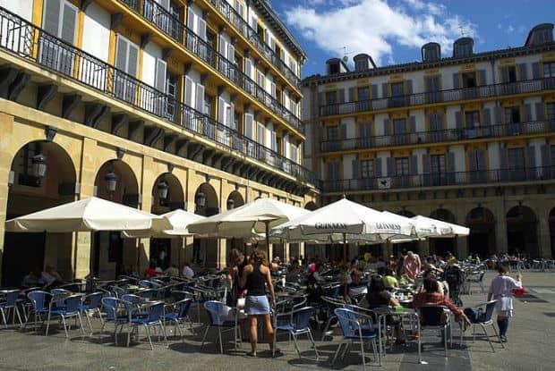 Parte Vieja, Donostia - San Sebastian, Pais Vasco, Spain
