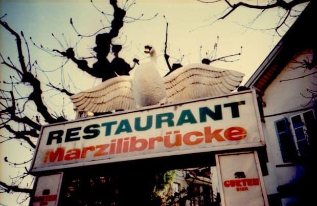 Restaurantul Marzilibrücke