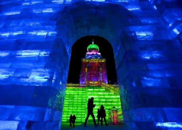 China Harbin Ice Snow Festival