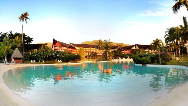 Starwood Hotel and Resort, Tahiti