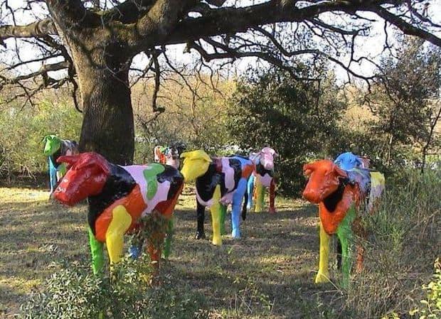Parcul sculpturilor din Chianti