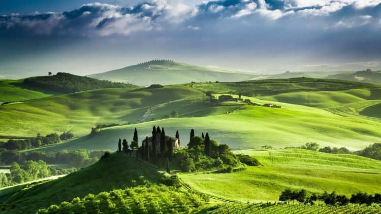 Toscana, ce deliciu!