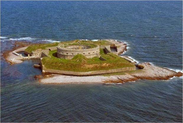 Fort Îles Saint-Marcouf