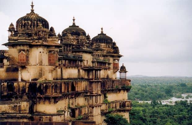 Jahangir Mahal - Palatul Orchha
