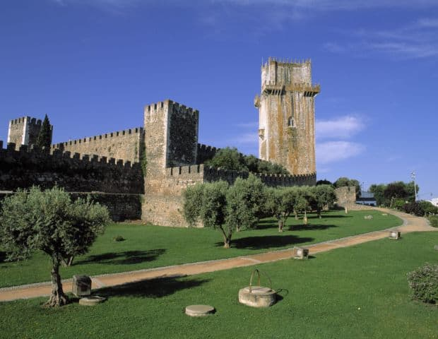 castel beja
