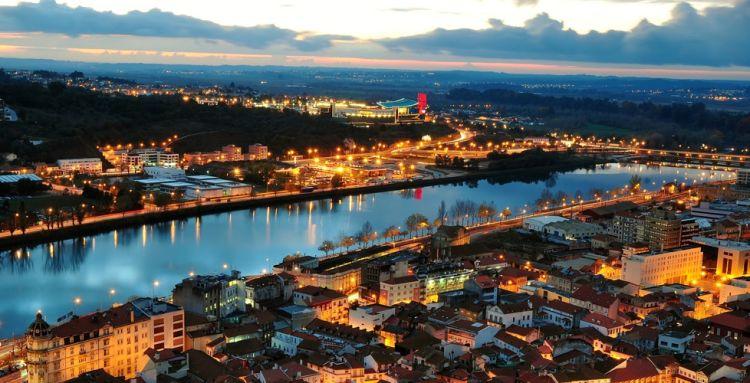 Coimbra, fosta capitala a Portugaliei